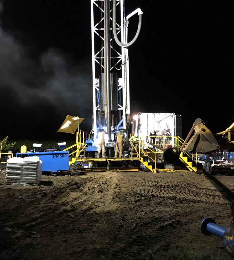 All American Drilling Inc  |